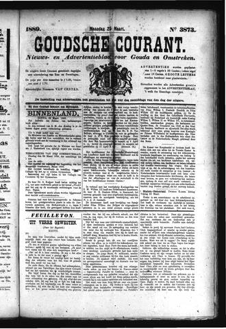 Goudsche Courant 1889-03-25