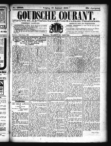 Goudsche Courant 1918-01-18