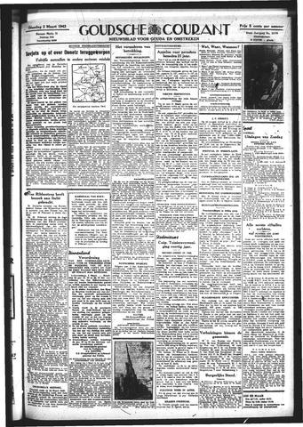 Goudsche Courant 1943-03-02