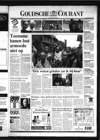 Goudsche Courant 2001-06-05