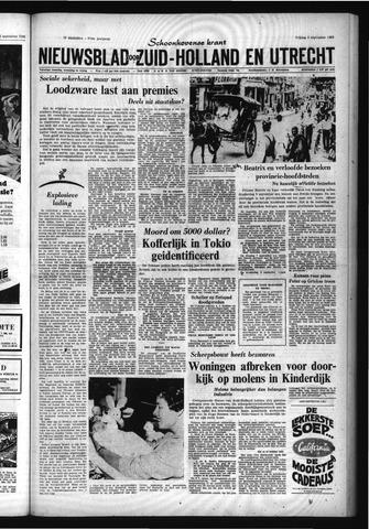 Schoonhovensche Courant 1965-09-03