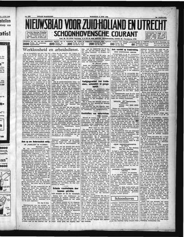 Schoonhovensche Courant 1938-06-08