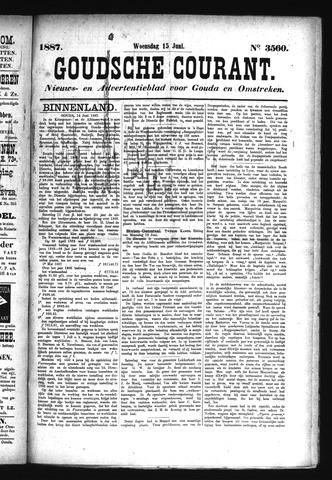 Goudsche Courant 1887-06-15