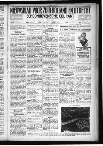 Schoonhovensche Courant 1931-06-26