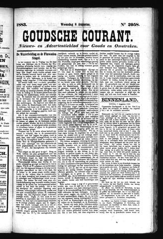 Goudsche Courant 1883-08-08