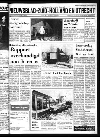 Schoonhovensche Courant 1979-01-17