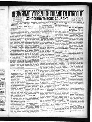 Schoonhovensche Courant 1937-10-18