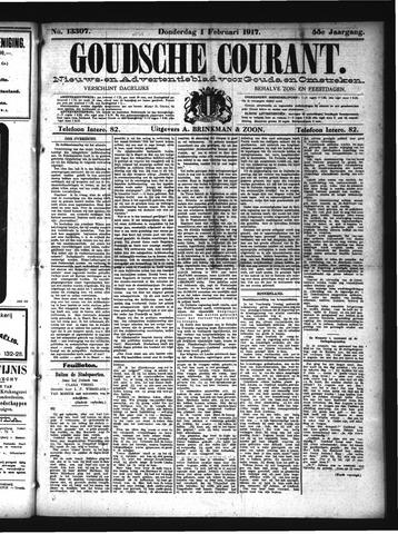 Goudsche Courant 1917-02-01