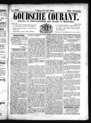 Goudsche Courant 1903-07-24