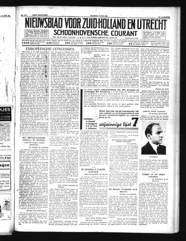Schoonhovensche Courant 1939-06-19