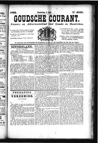 Goudsche Courant 1892-06-09