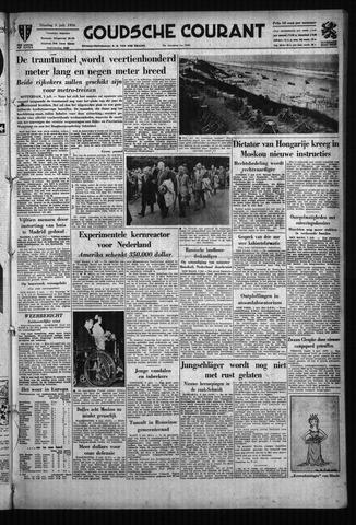 Goudsche Courant 1956-07-03
