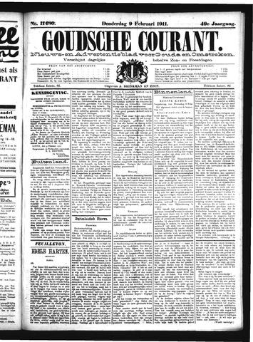 Goudsche Courant 1911-02-09