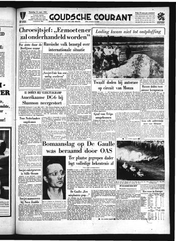 Goudsche Courant 1961-09-11