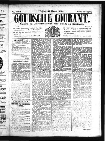 Goudsche Courant 1905-03-31