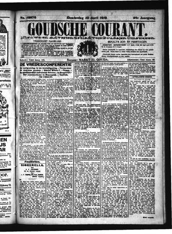Goudsche Courant 1919-04-10