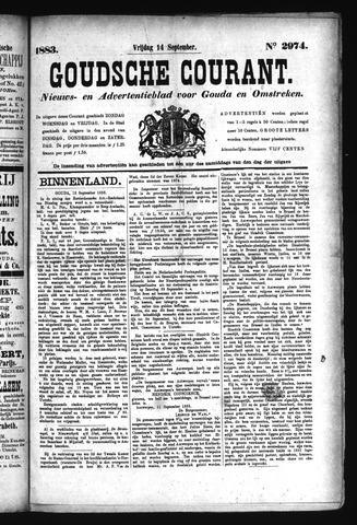 Goudsche Courant 1883-09-14