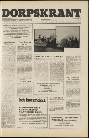 Dorpskrant 1980-11-21