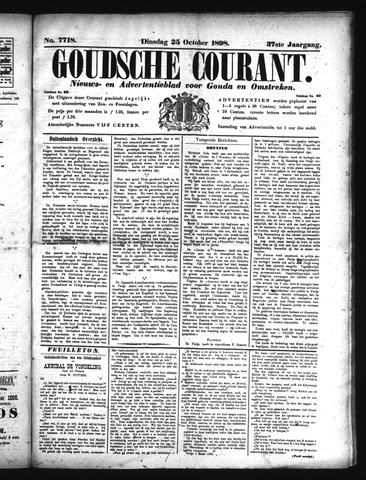 Goudsche Courant 1898-10-25