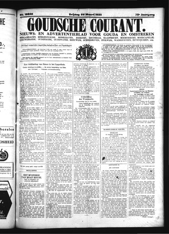 Goudsche Courant 1935-03-29