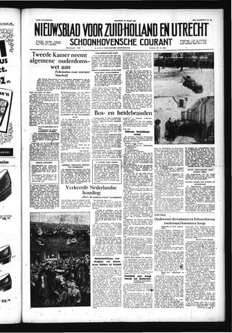 Schoonhovensche Courant 1956-03-26