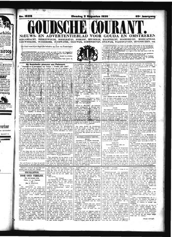 Goudsche Courant 1926-08-03
