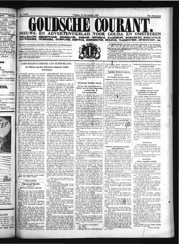Goudsche Courant 1937-11-19