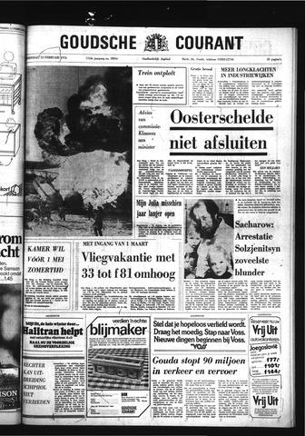 Goudsche Courant 1974-02-13