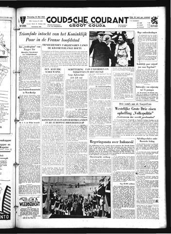 Goudsche Courant 1950-05-24