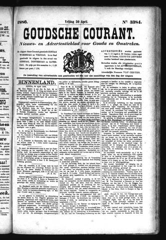 Goudsche Courant 1886-04-30