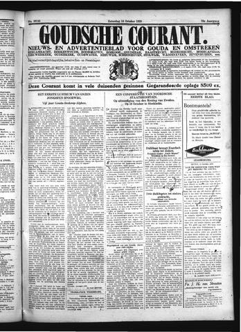 Goudsche Courant 1939-10-14