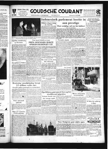 Goudsche Courant 1952-03-04