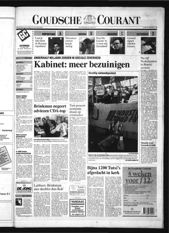 Goudsche Courant 1994-04-16