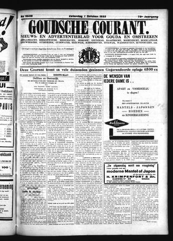 Goudsche Courant 1933-10-07