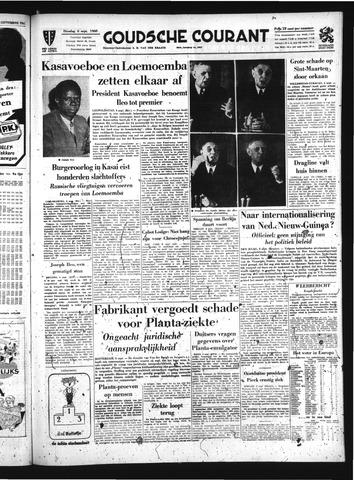Goudsche Courant 1960-09-06