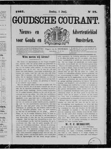 Goudsche Courant 1862-06-01