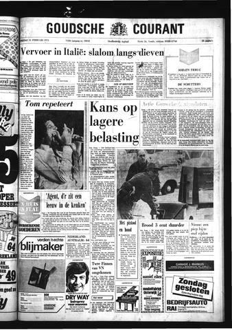 Goudsche Courant 1974-02-15