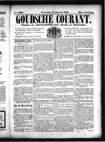 Goudsche Courant 1894-01-31