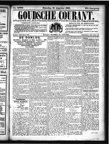 Goudsche Courant 1918-08-12