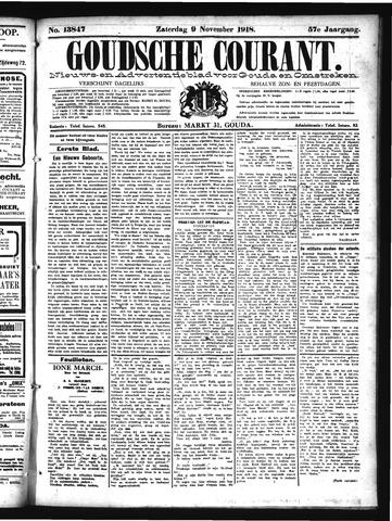 Goudsche Courant 1918-11-09