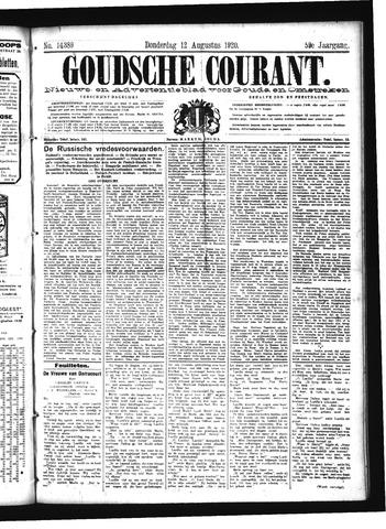 Goudsche Courant 1920-08-12