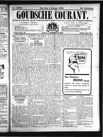 Goudsche Courant 1913-01-04