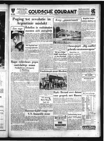 Goudsche Courant 1961-08-12