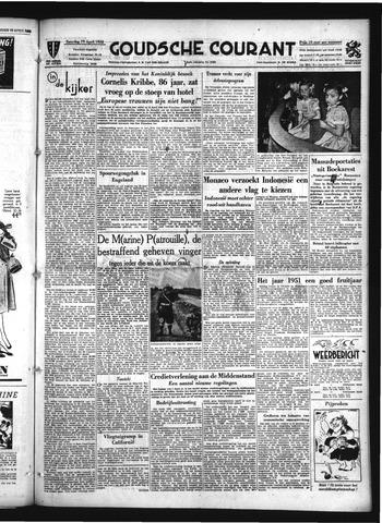 Goudsche Courant 1952-04-19