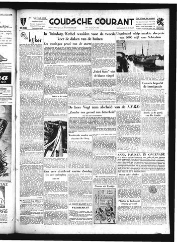 Goudsche Courant 1952-07-07