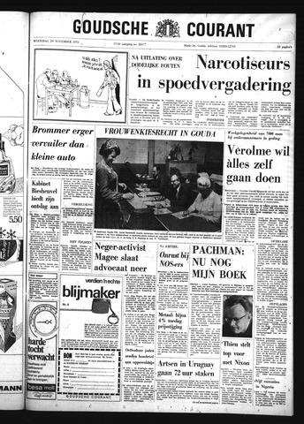 Goudsche Courant 1972-11-29