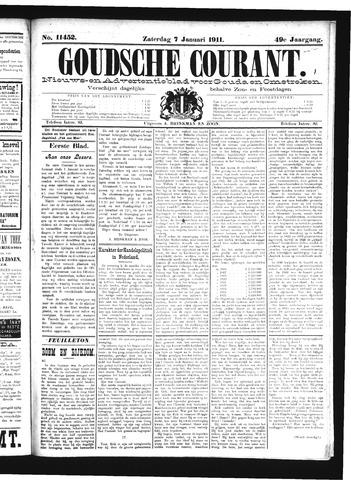 Goudsche Courant 1911-01-07