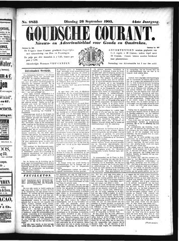 Goudsche Courant 1905-09-26