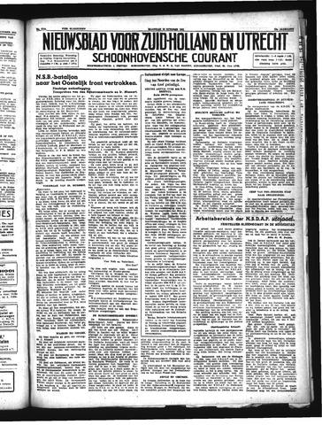 Schoonhovensche Courant 1941-10-13