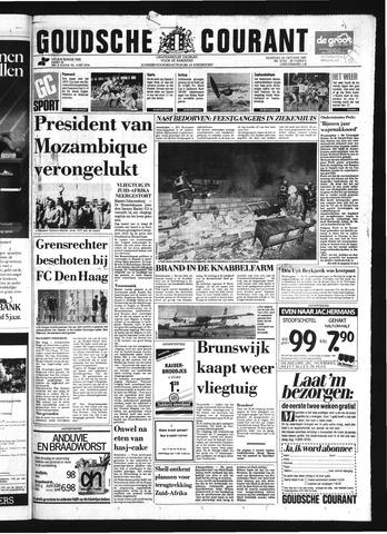 Goudsche Courant 1986-10-20